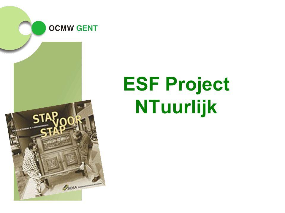 ESF Project NTuurlijk