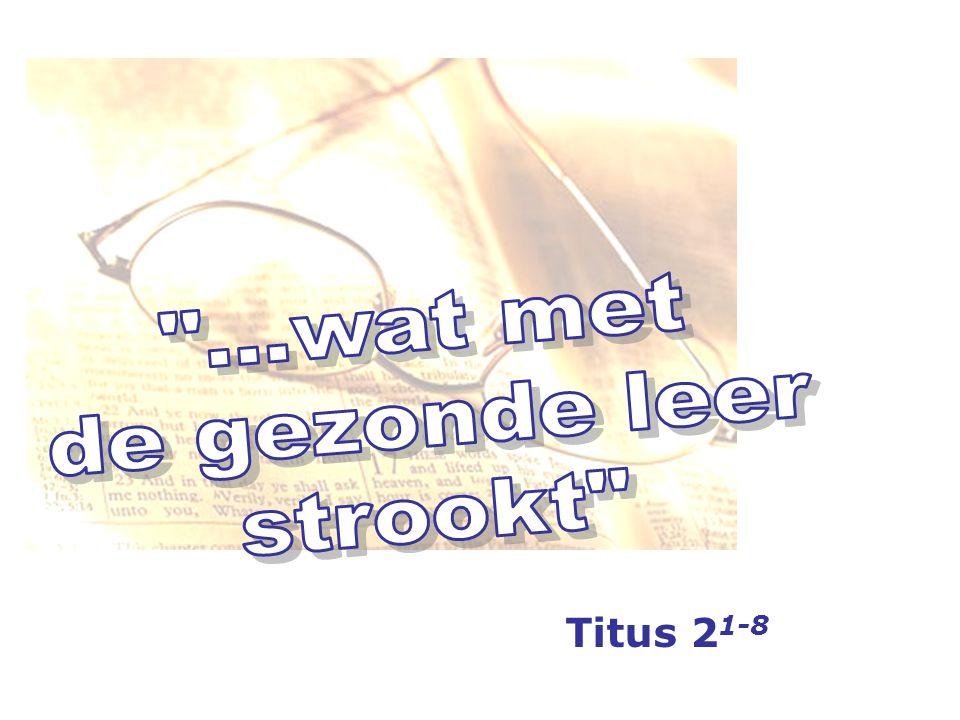 Titus 2 1-8