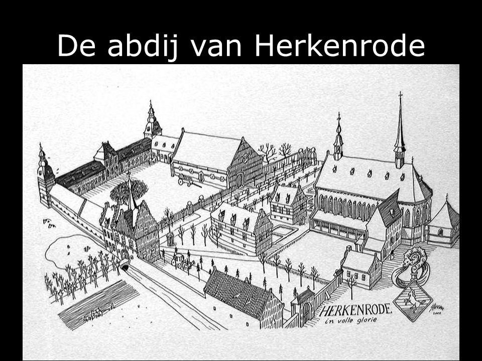 De abdij van Herkenrode
