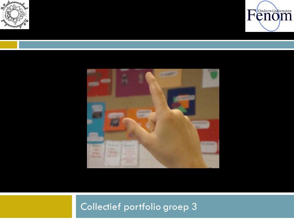 Collectief portfolio groep 3