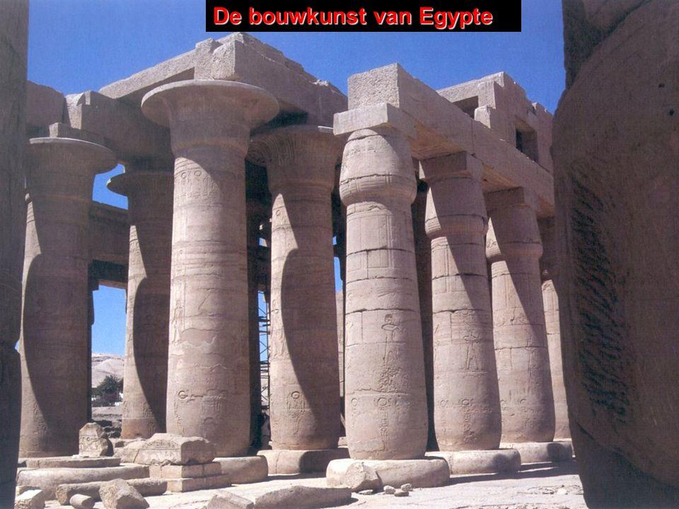 GRIEKEN : klassieke bouwkunst De Egyptische bouwstijlen zijn verdwenen Leerdoel Romeinen: g.