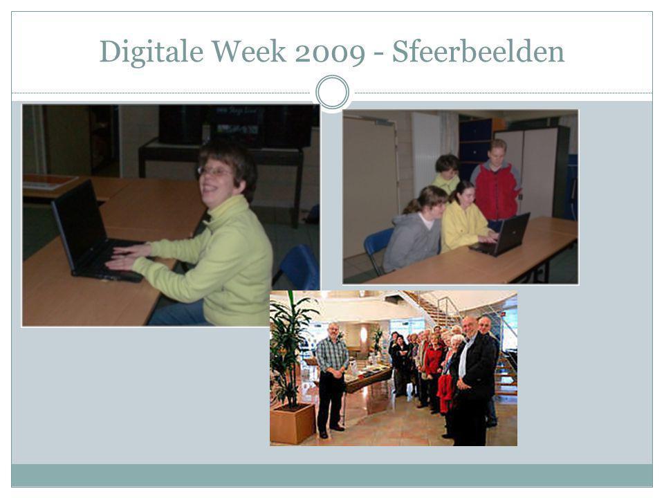 Digitale Week 2010 Studiedagen  Federaal colloquium Sociale cohesie en Digitale Kloof: armoede, inclusie en technologie Focus op beleid  Vlaams parlement 'Social Software for Social Inclusion' Methodische aanpak