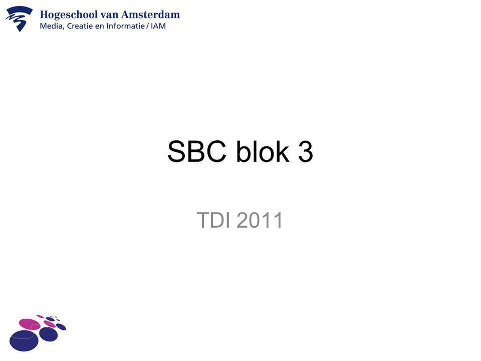 SBC blok 3 TDI 2011