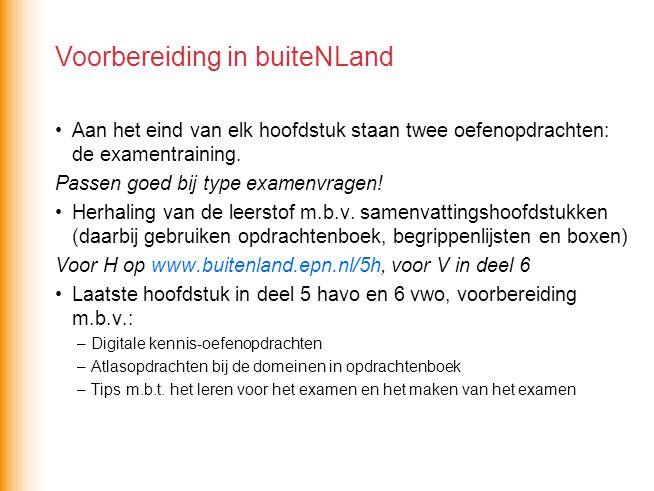 Deel IV Voorbereiding CE 2010 Hoe bereid je de leerlingen voor op dit type examenvragen?