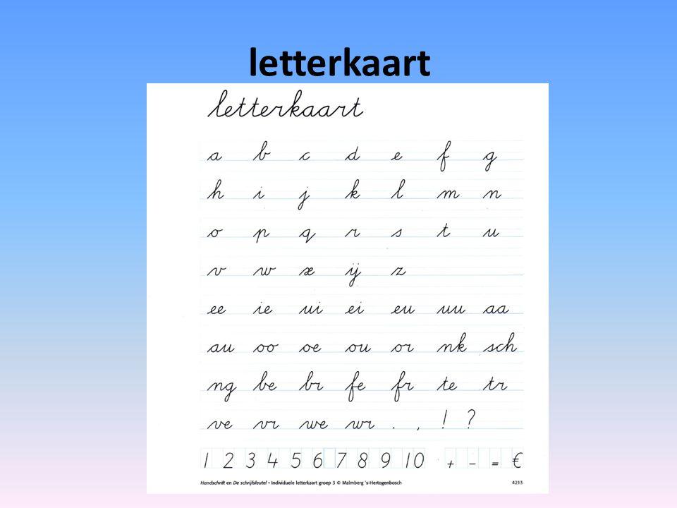 letterkaart