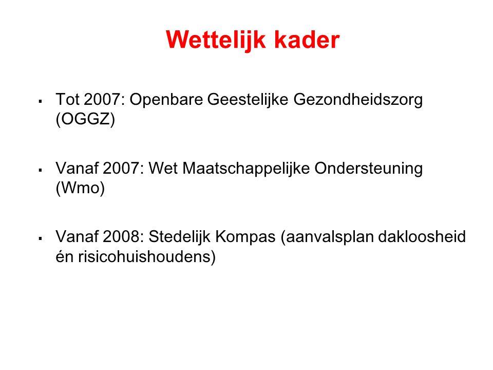 Doelgroep  Doelgroep: 'bijzondere groepen' 1.