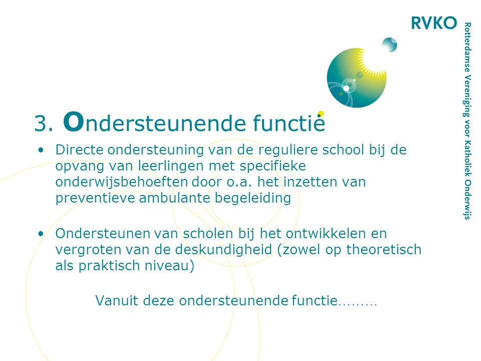 Kans op de website van de RVKO Ga naar: www.rvko.nlwww.rvko.nl Ga op de homepage van de RVKO-site naar Vereniging Klik op Passend Onderwijs Et voila.