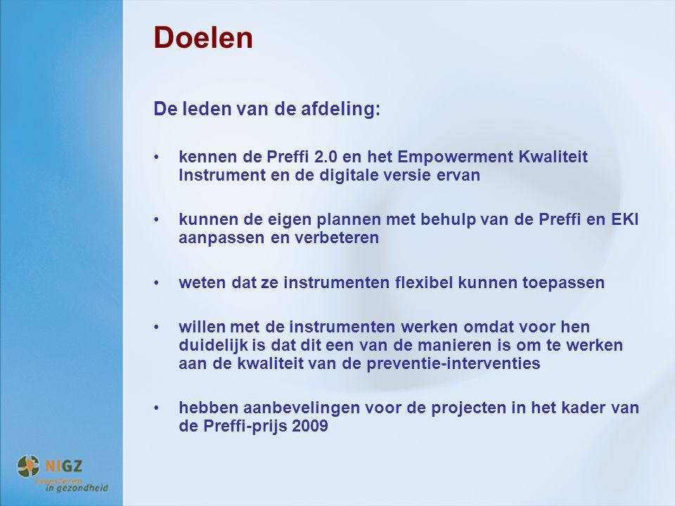 Vergelijking empowerment en implementeren Implementatie voordeel intermediair intm.