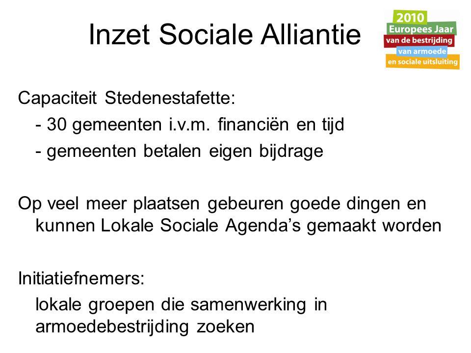 Ambitie Uw gemeente armoedevrij! Zwolle Armoedevrij ! Een stadsbreed verbond tegen armoede