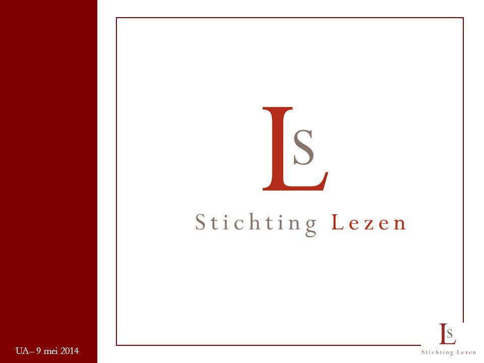Stichting Lezen wil brede bevolkingsgroepen het plezier en het nut van lezen laten ontdekken en beleven om zo hun persoonlijke ontwikkeling en maatschappelijke participatie te bevorderen.