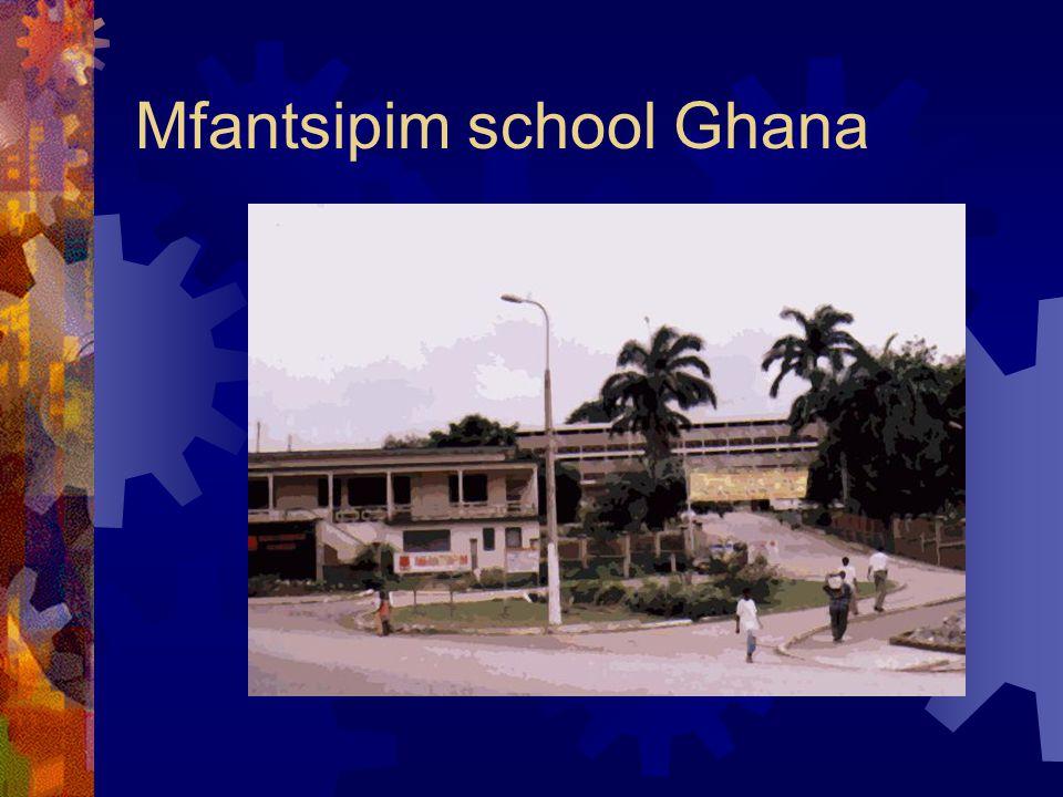 Mfantsipim school Ghana