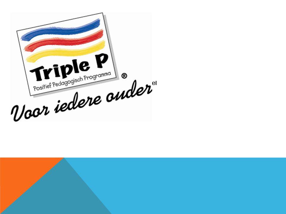 Triple P, een ondersteuningsprogramma voor de ouders. Pauze tot 10u10 Casus Veerle: A.N. in de reguliere klaswerking tot 11u10 4 mededelingen tot 11u2