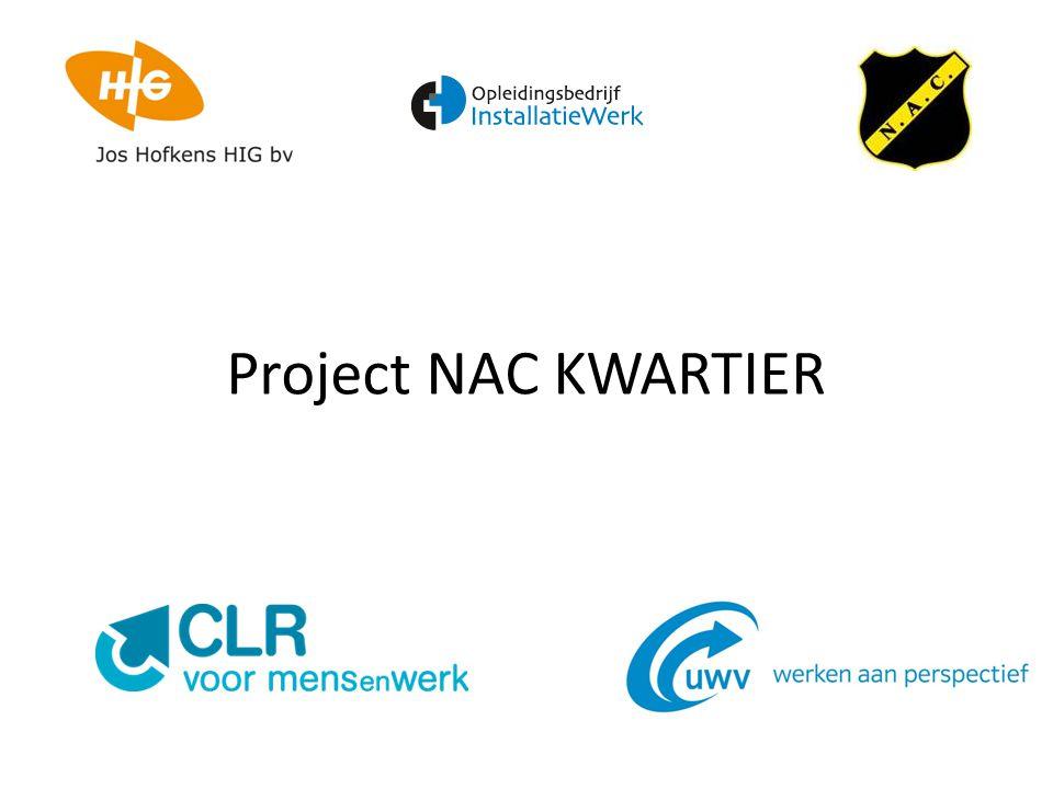 Project NAC KWARTIER
