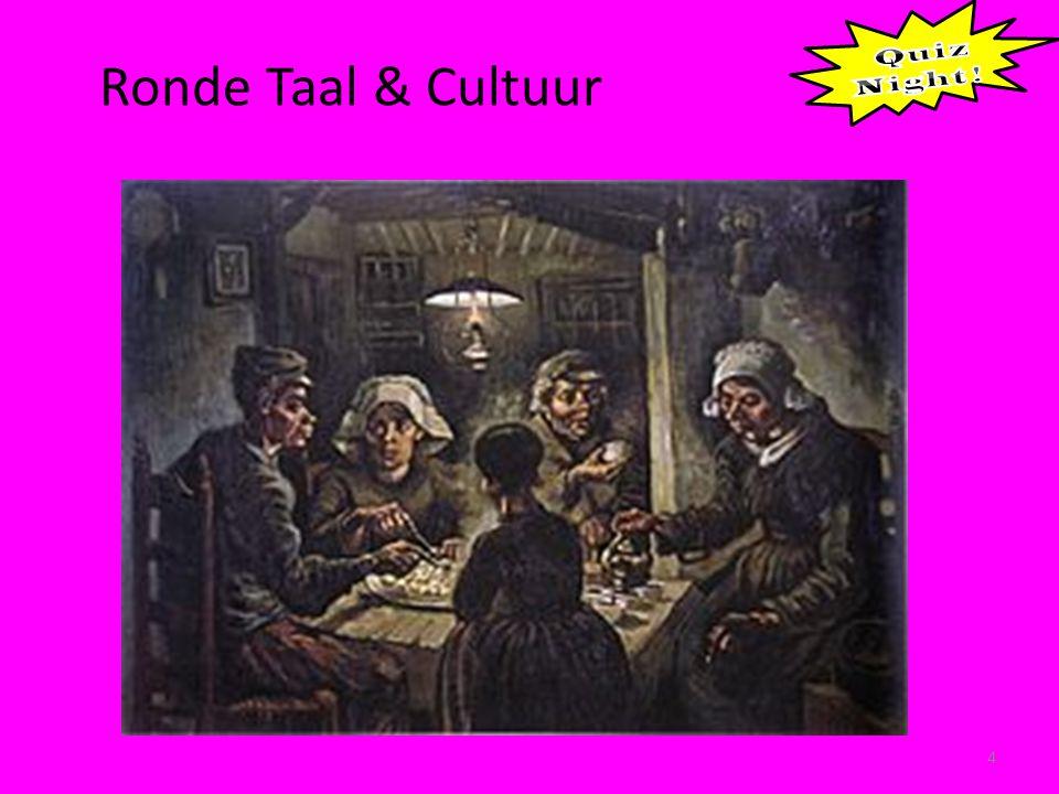 Ronde Taal & Cultuur 4