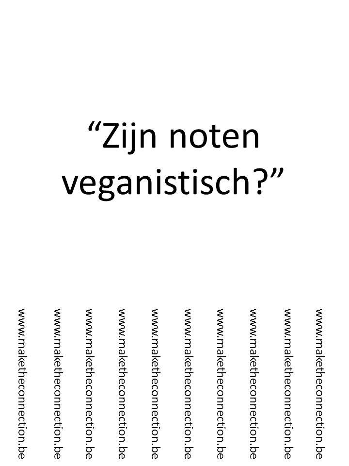 Vissen zijn geen dieren. www.maketheconnection.be