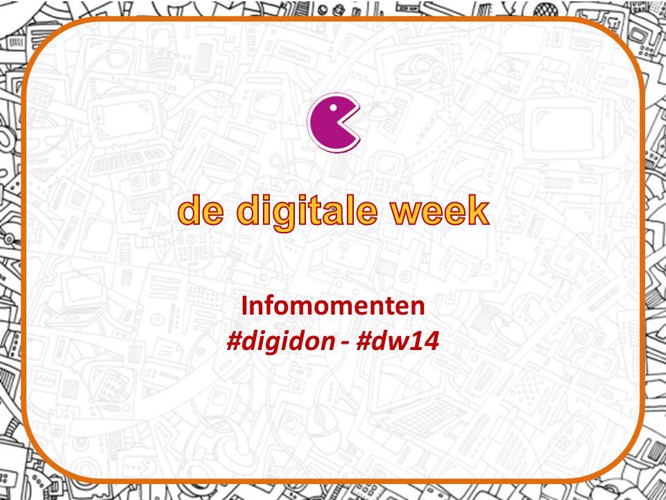 Infomomenten #digidon - #dw14