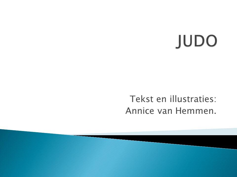 Tekst en illustraties: Annice van Hemmen.