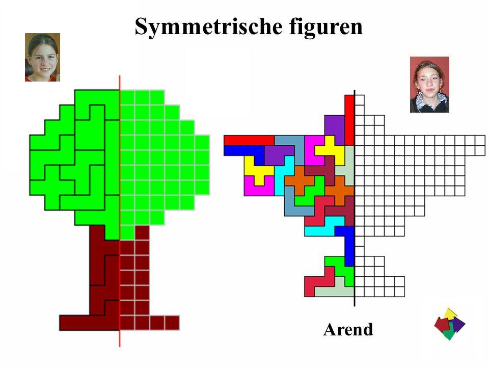 Symmetrische figuren Arend