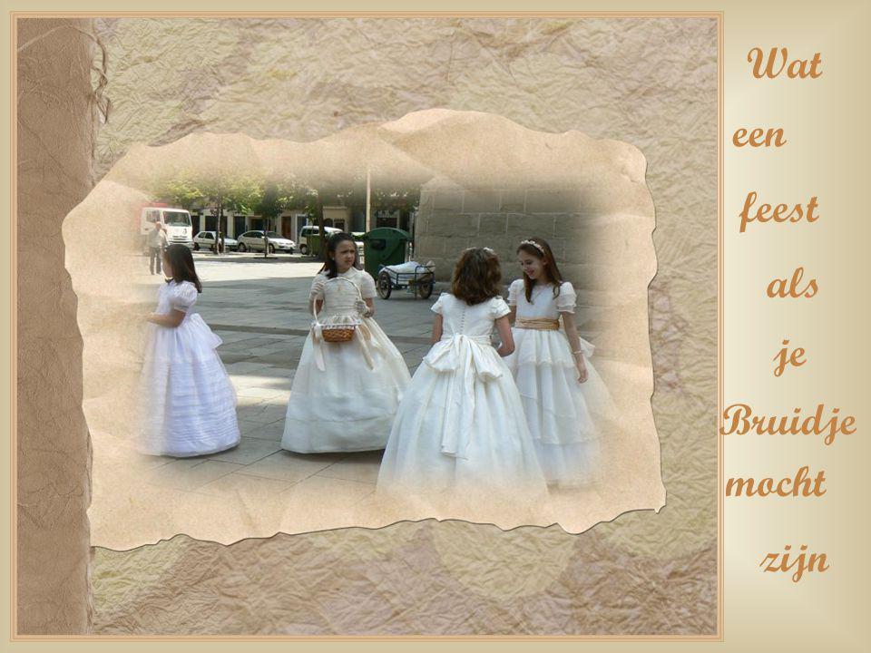 Twee keer naar de Mis, het Lof en de processie