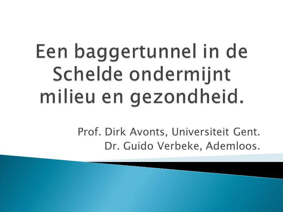 Prof. Dirk Avonts, Universiteit Gent. Dr. Guido Verbeke, Ademloos.