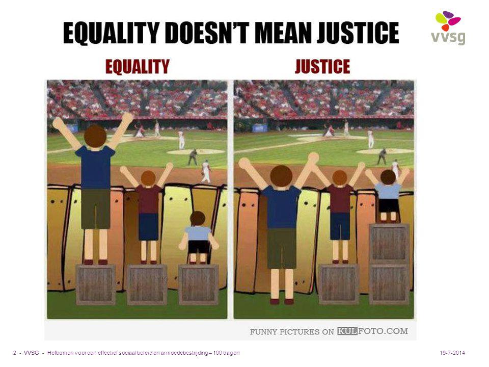 Waarom sociaal beleid voeren?