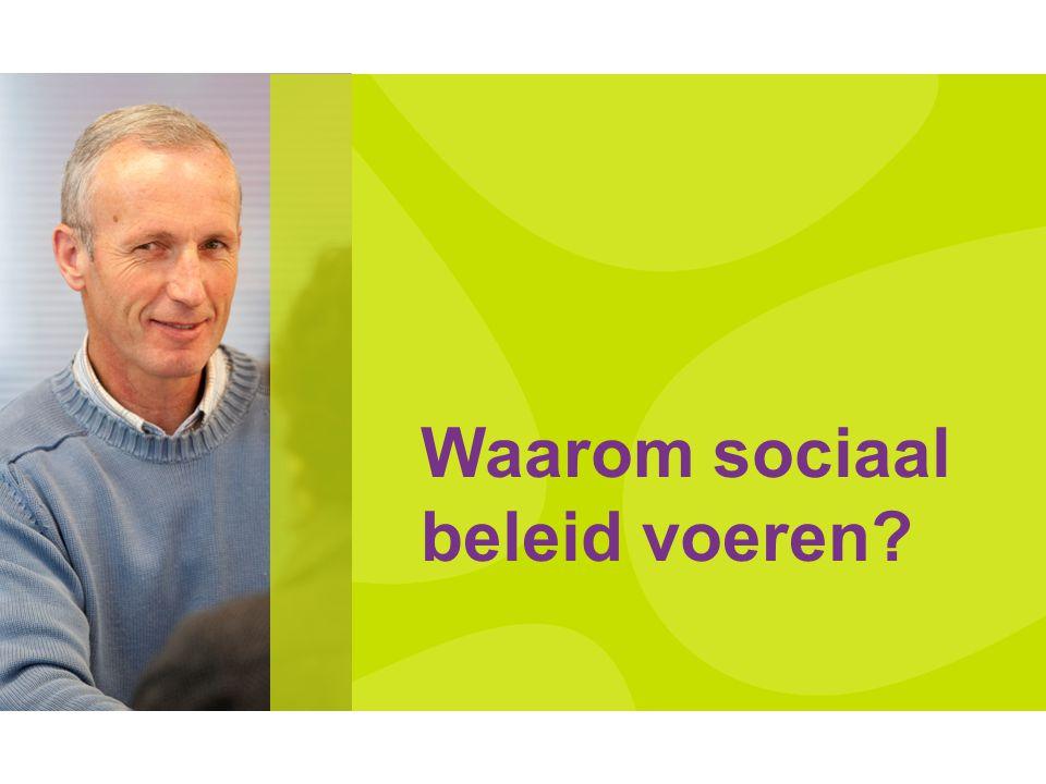 VVSG - Vlaamse beleidsprioriteiten sociaal beleid 1.Vermaatschappelijking van de zorg 2.Kinderarmoede 3.Gezondheidsbeleid 4.Gezinsondersteuning en kinderopvang 5.Buitenschoolse opvang 6.Woonzorgaanbod 7.Vergrijzing van de bevolking 8.Problematische schuldenlast 9.Dak- en thuisloosheid 10.Samenwerking met welzijnswerk Hefbomen voor een effectief sociaal beleid en armoedebestrijding – 100 dagen24 -19-7-2014