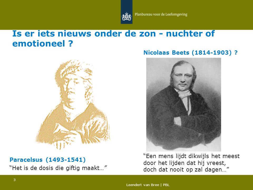 """3 Paracelsus (1493-1541) """"Het is de dosis die giftig maakt…"""" Nicolaas Beets (1814-1903) ? """"Een mens lijdt dikwijls het meest door het lijden dat hij v"""
