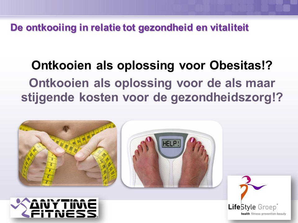 De ontkooiing in relatie tot gezondheid en vitaliteit De ontkooiing in relatie tot gezondheid en vitaliteit Ontkooien als oplossing voor Obesitas!? On