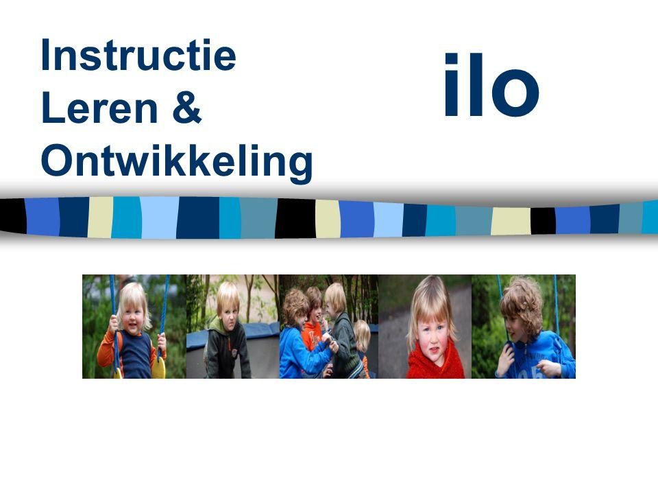 Instructie Leren & Ontwikkeling ilo