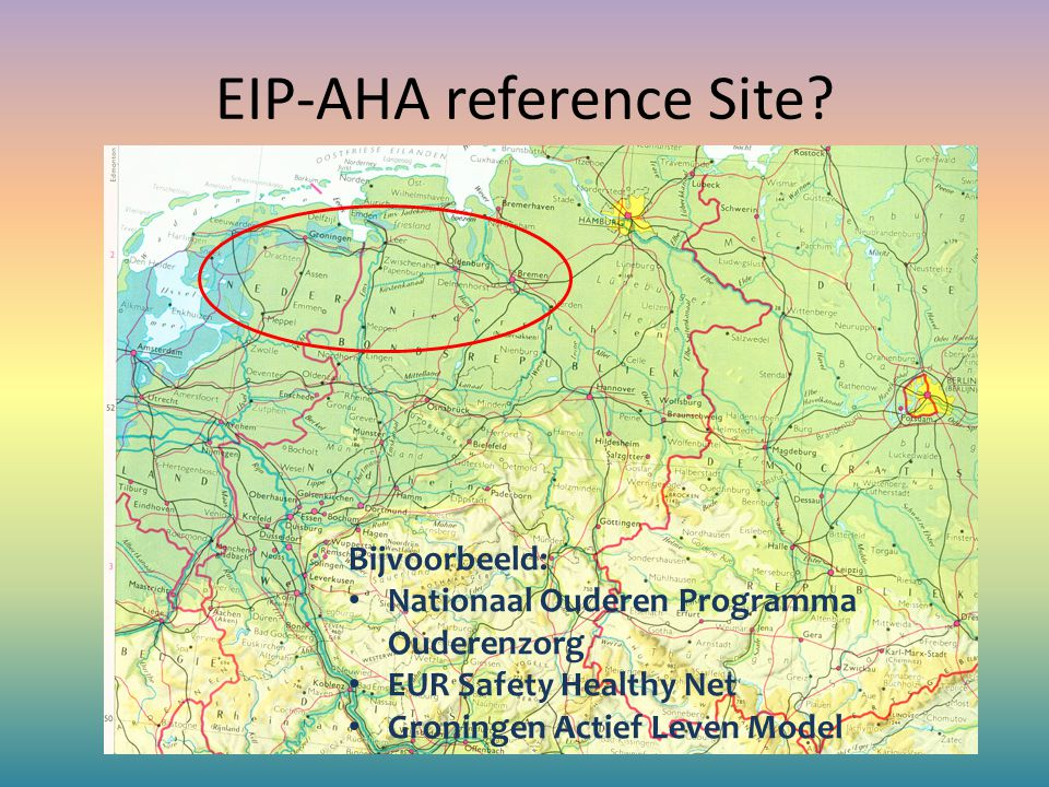 EIP-AHA reference Site.