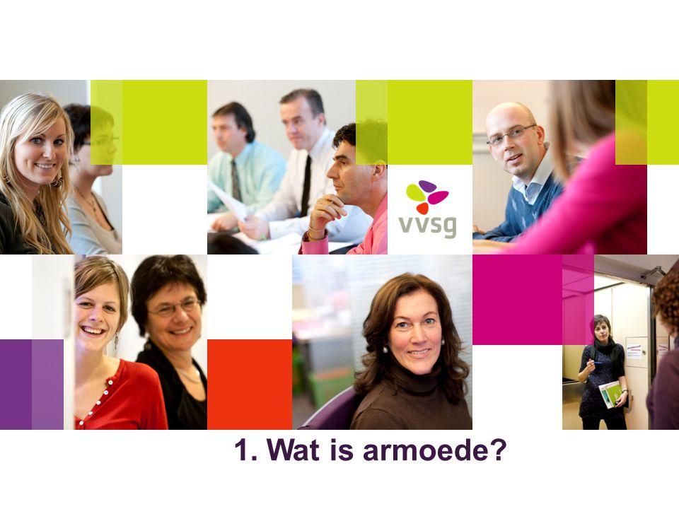VVSG - Proactief handelen Drempels verlagen, o.a.