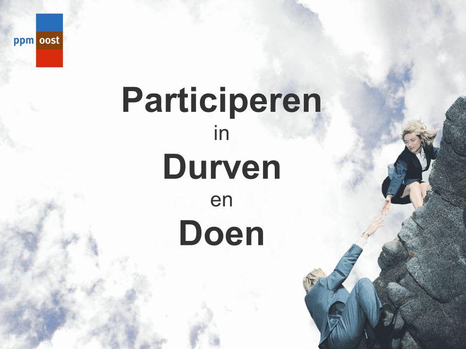 Participeren in Durven en Doen