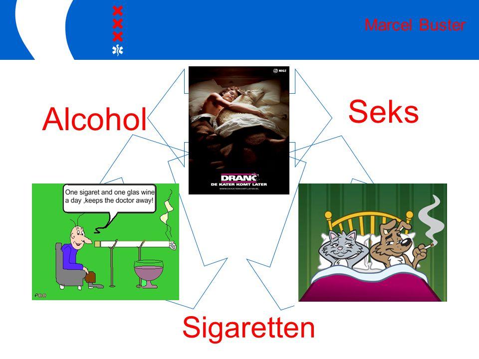 Alcohol Seks Sigaretten Marcel Buster