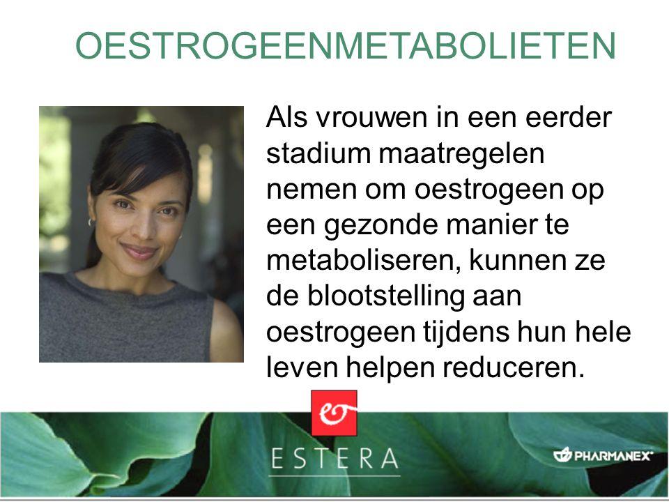 Als vrouwen in een eerder stadium maatregelen nemen om oestrogeen op een gezonde manier te metaboliseren, kunnen ze de blootstelling aan oestrogeen ti