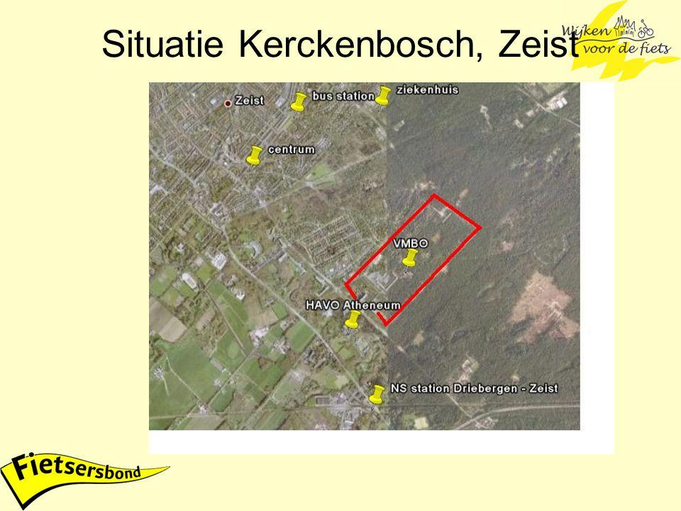 Situatie Kerckenbosch, Zeist