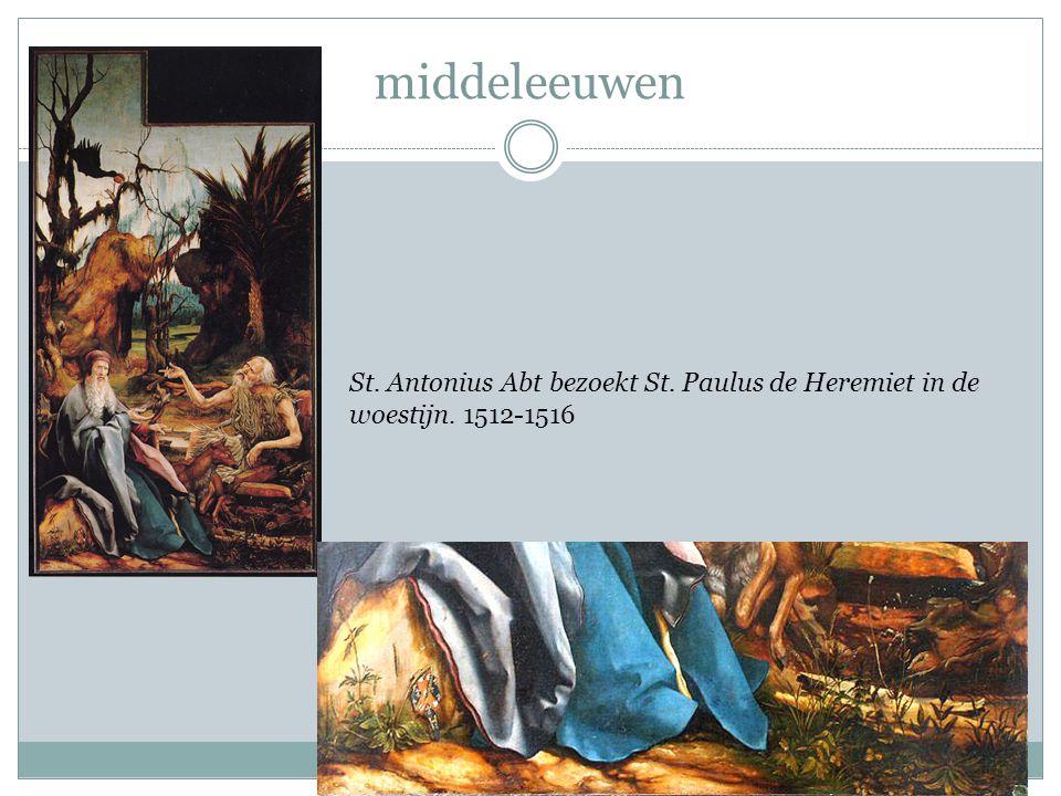 Navolger van) Hiëronymus Bosch. Verzoeking van St. Antonius (c.1500-25)