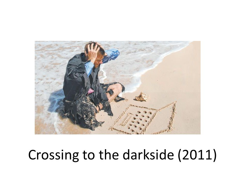 Crossing to the darkside (2011)