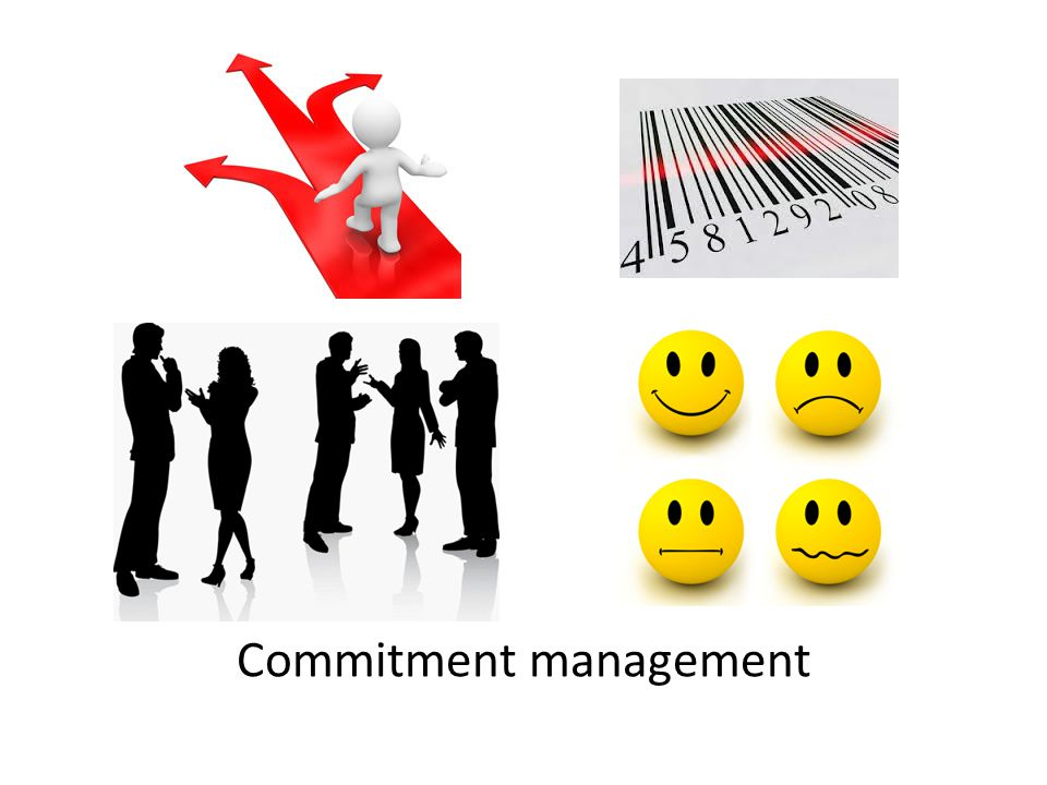 Commitment management