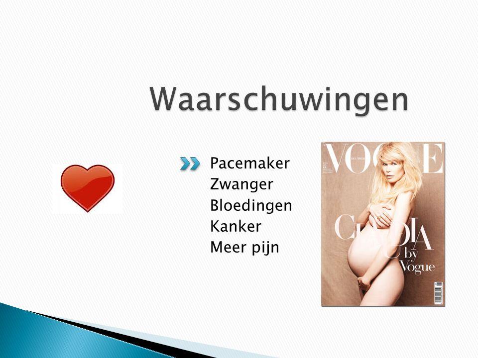 Pacemaker Zwanger Bloedingen Kanker Meer pijn