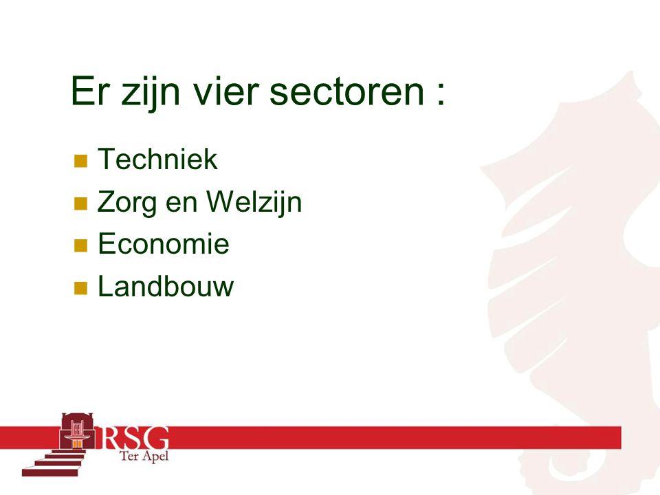 Sector Techniek Verplicht vak in M3 : Nask 1