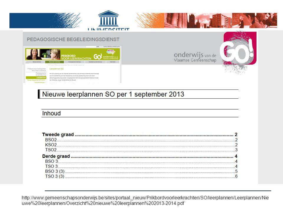 http://www.gemeenschapsonderwijs.be/sites/portaal_nieuw/Prikbordvoorleerkrachten/SO/leerplannen/Leerplannen/Nie uwe%20leerplannen/Overzicht%20nieuwe%20leerplannen%202013-2014.pdf