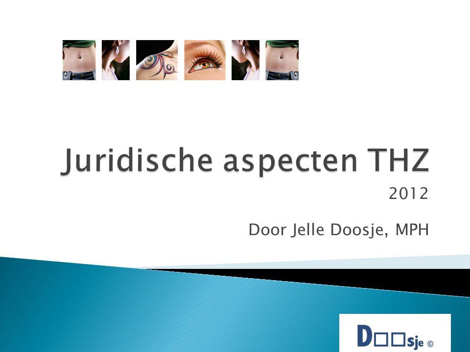 2012 Door Jelle Doosje, MPH