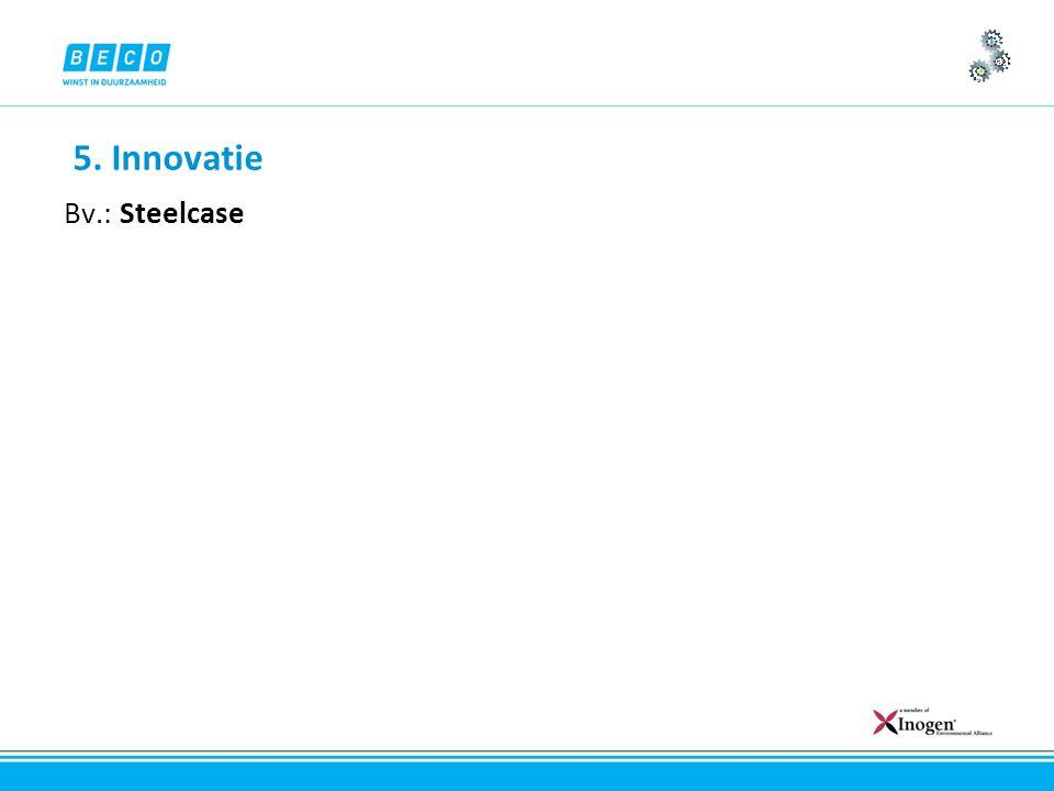 5. Innovatie Bv.: Steelcase