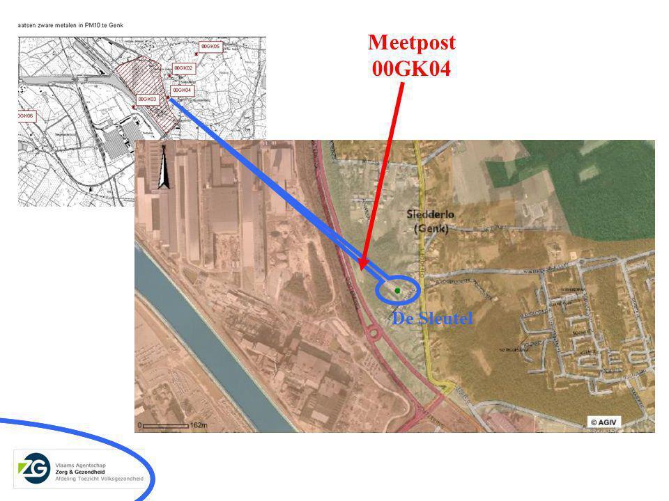 Meetpost 00GK04 De Sleutel