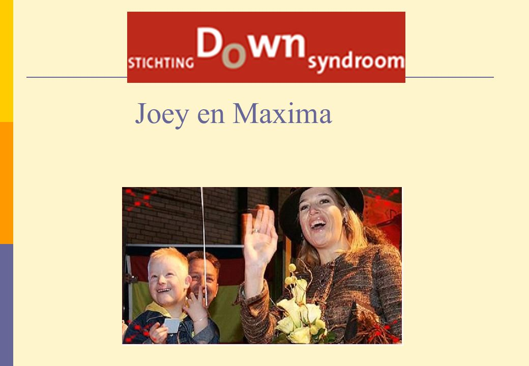 Joey en Maxima