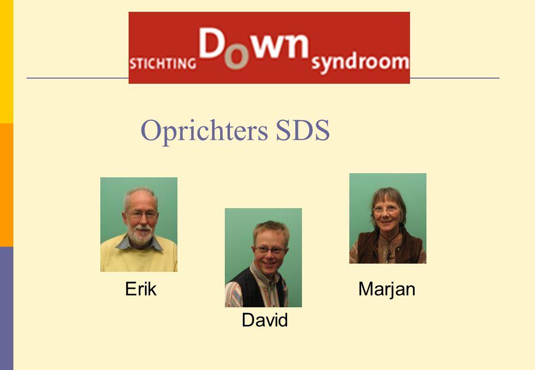 Oprichters SDS Erik David Marjan