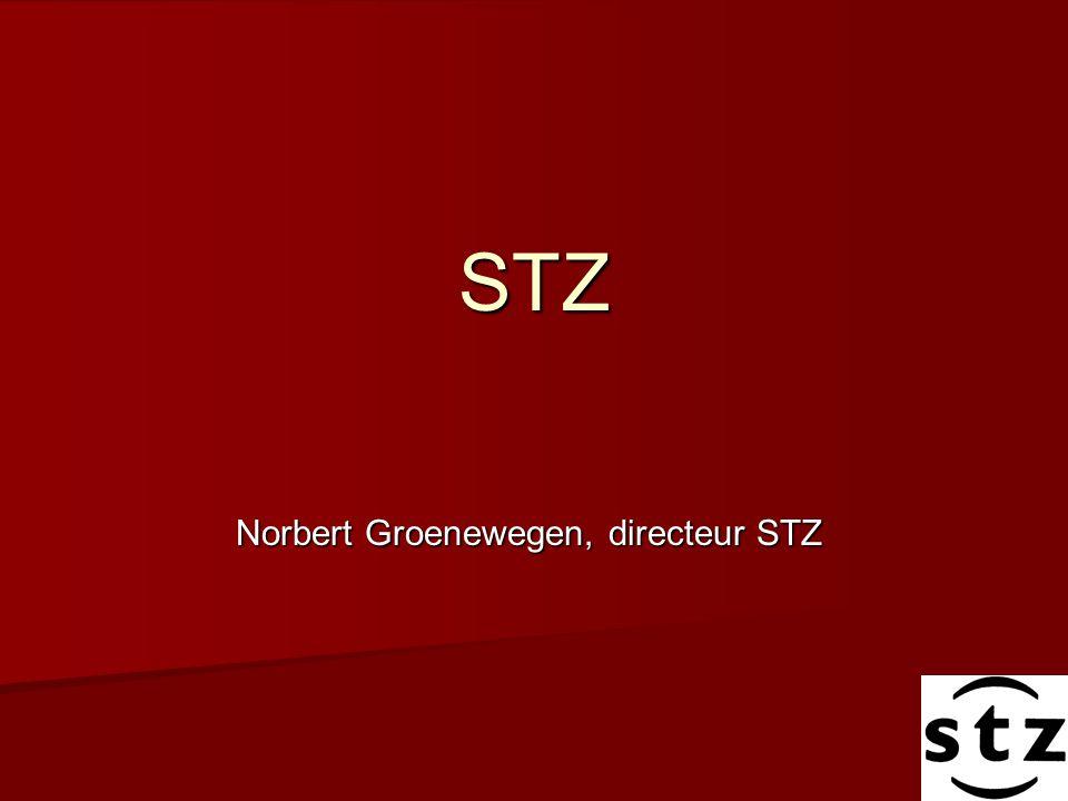 Norbert Groenewegen, directeur STZ STZ