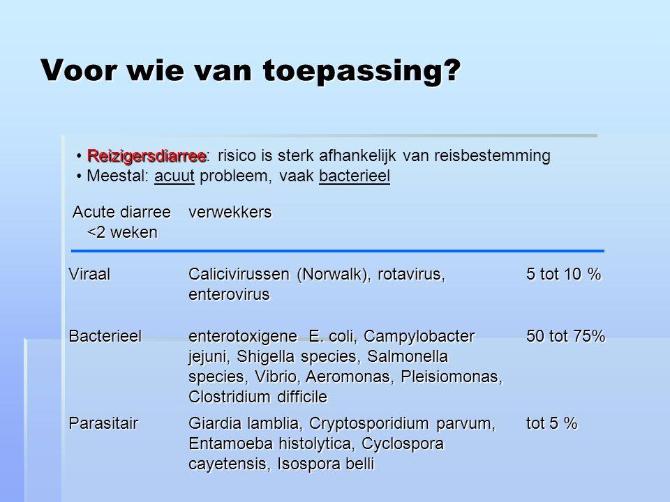 Microsporidia Chromotroop 2R kleuring: - zwarte pijl: E.