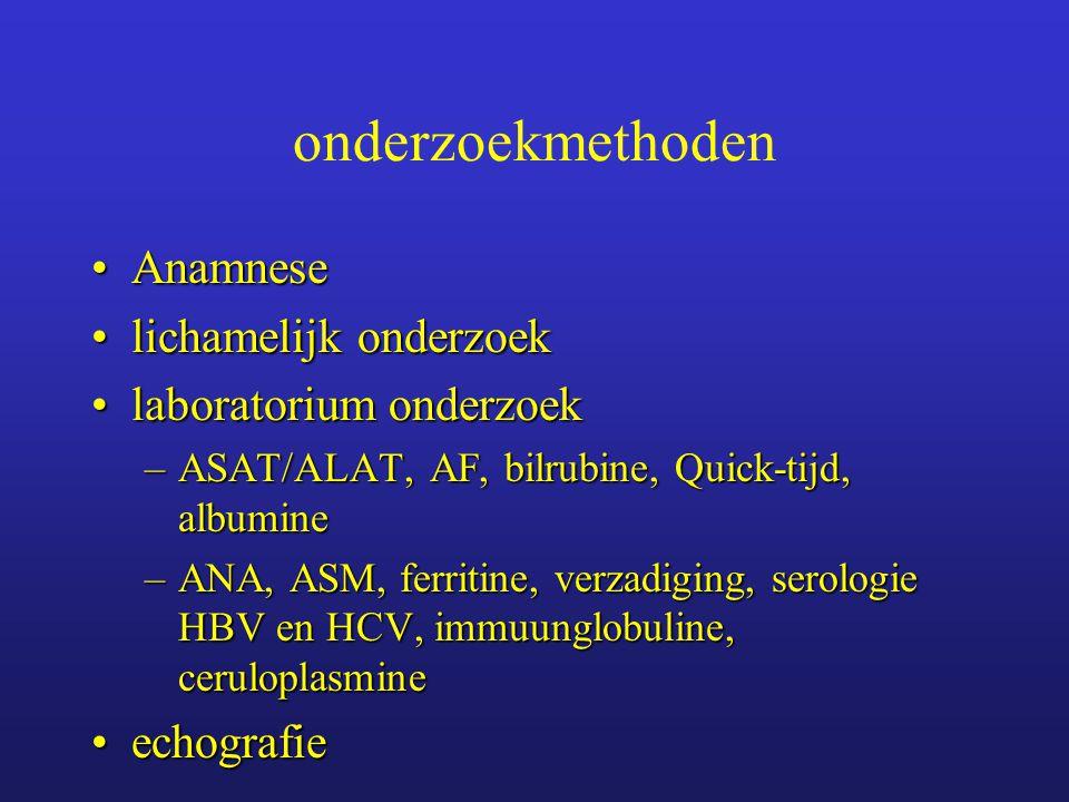 Leverenzymafwijkingen Waar op te letten bij de anamnese en lichamelijk onderzoek.Waar op te letten bij de anamnese en lichamelijk onderzoek.