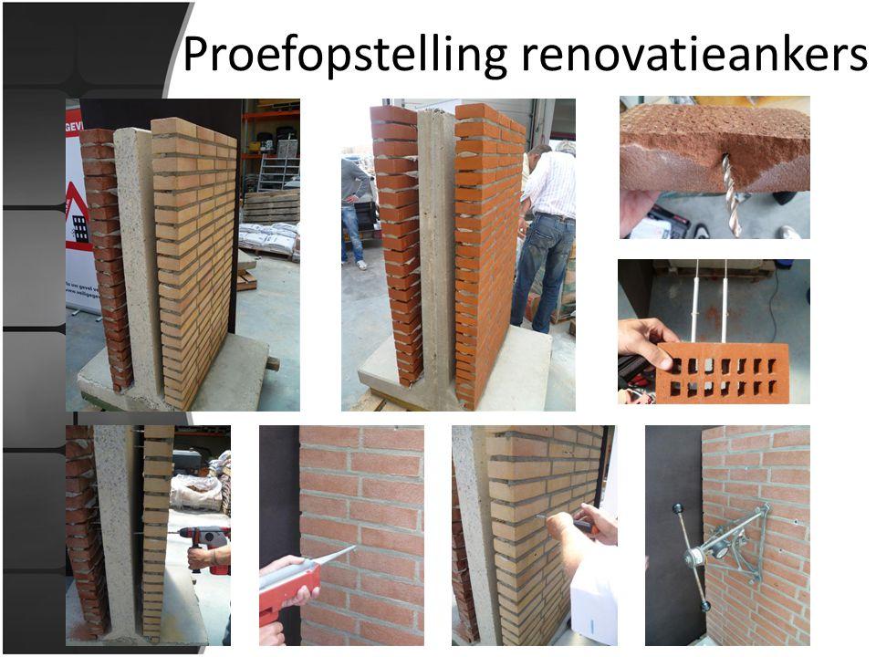 Proefopstelling renovatieankers